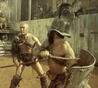 Thraex vs Hoplomachus 1