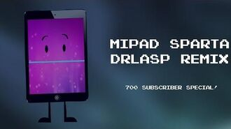 "-700 Subscriber Special- -Inanimate Insanity- MiPad - ""Gone Rogue"" Sparta DrLaSp Remix"