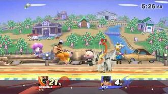 -SSB4- Death he preformed first stock