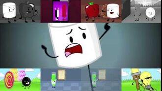"(Inanimate Insanity II) Marshmallow - ""Box Is Sinking!"" Sparta Remix"