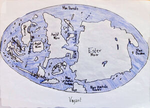 Vagans Map Projection