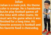 HSS Julian's info