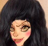 Evil Amanda Hamada