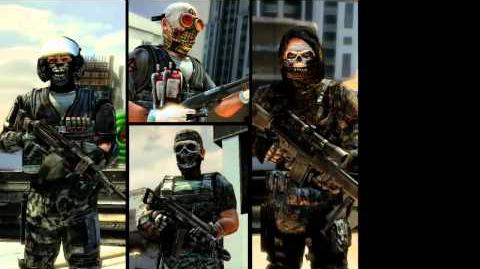 Spec Ops The Line - Multiplayer Gameplay Trailer