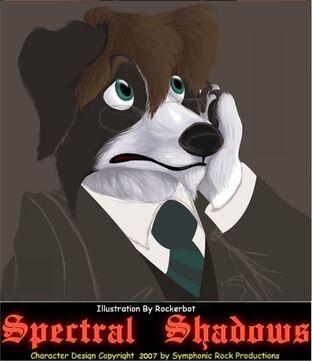 Spectral Shadows - Dr Freudiana
