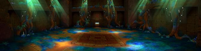 Sealed Chamber Panorama