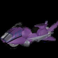 Vortex's vehicle