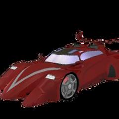 Velocity's vehicle