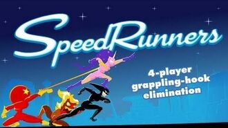 SpeedRunners Steam Early Access Trailer