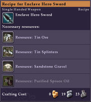 Recipe-Enclave-Hero-Sword-Mouseover