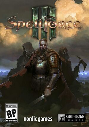 SpellForce 3 Logo