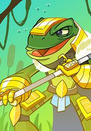 Frog Hero C