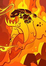 Molten Flame B