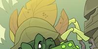 Predator Leafback