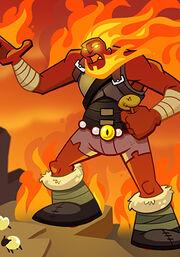 Fire Titan B