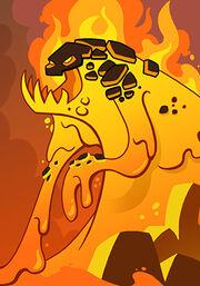 Molten Flame A