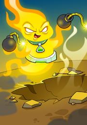 Bomb Spirit B