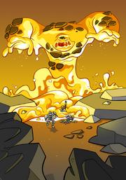 Gold Elemental A