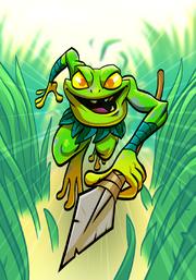 Swift Frog A