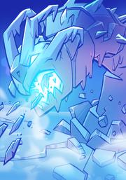 Ice Elemental B