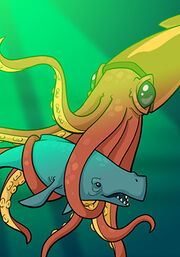 Giant Squid A
