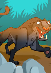 Rune Panther A