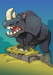Rhino Beast A