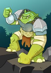Armored Ogre A