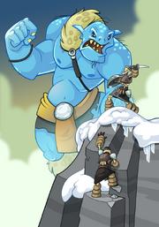 Ice Giant A