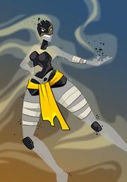 Ash Elemental A