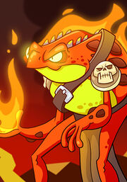 Hellfrog B