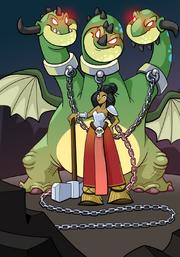 Dragon Warlord B