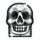 Crystal Skull Badge