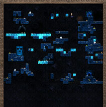 Ice Caves Level