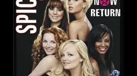 Spice Girls- Bumper to Bumper