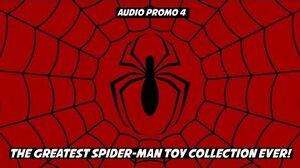 THE GREATEST SPIDER-MAN TOY COLLECTION EVER!