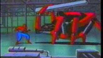 Spider-Man TAS Fox Kids preview