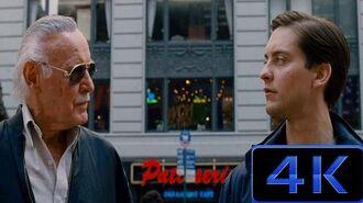 Stan Lee Cameo & Eddie Brock Daily Bugle Scene - Spider-Man 3-(2007) Blu-ray 4K ULTRA HD