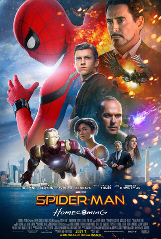 File:Spider-Man Homecoming – Theatrical release poster.jpg