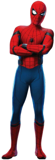Spider-ManHomecoming Promotional Crossed Arms
