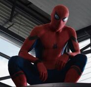 MCU Spidey Uniform