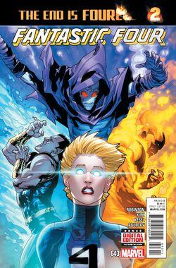 Fantastic Four Vol. 1 -643