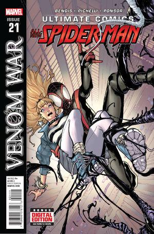 Ultimate Comics Spider-Man Vol 2 21