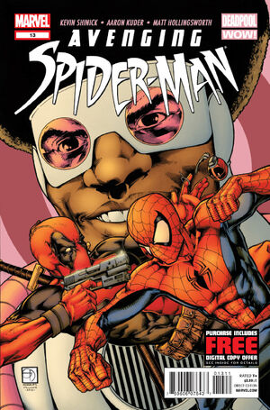 Avenging Spider-Man Vol. 1 -13