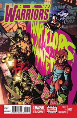 New Warriors Vol. 5 -7
