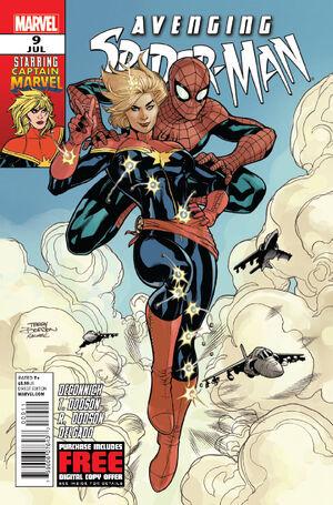 Avenging Spider-Man Vol. 1 -9