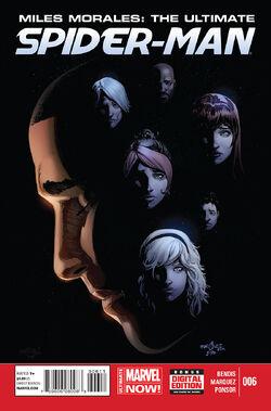 Miles Morales Ultimate Spider-Man Vol. 1 -6
