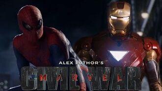 Marvel Civil War Fan Trailer - Team Iron Man