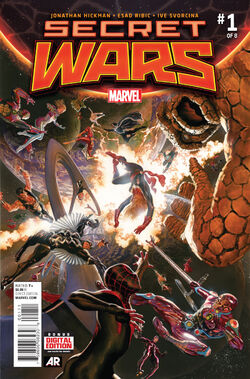 Secret Wars Vol. 1 -1