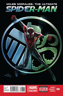 Miles Morales Ultimate Spider-Man Vol. 1 -8